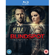 Produktbilde for Blindspot - Sesong 1-2 (UK-import) (BLU-RAY)