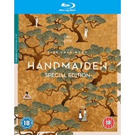 Kammerpiken / The Handmaiden - Special Edition (UK-import) (BLU-RAY)