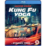 Kung Fu Yoga (UK-import) (BLU-RAY)
