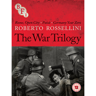Roberto Rossellini: The War Trilogy (UK-import) (BLU-RAY)