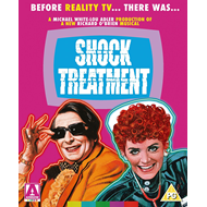 Shock Treatment - Limited Edition (BLU-RAY)