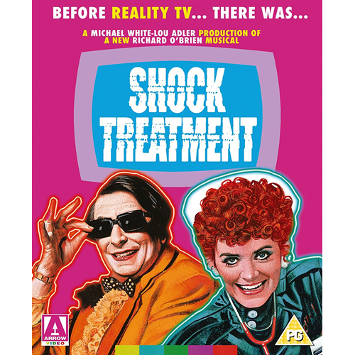 Shock Treatment - Limited Edition (UK-import) (BLU-RAY)