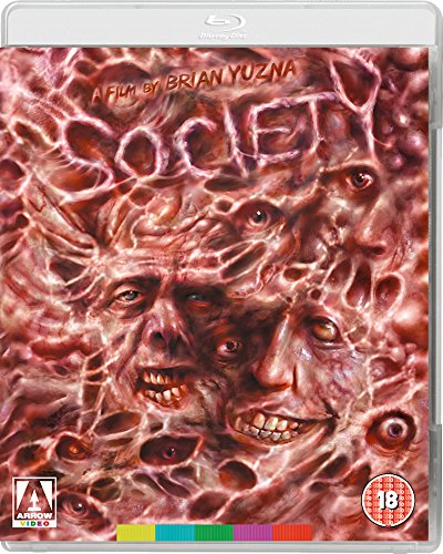 Society (UK-import) (BLU-RAY)