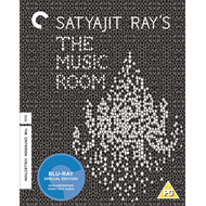 The Music Room - The Criterion Collection (UK-import) (BLU-RAY)