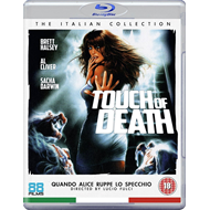 Touch Of Death (UK-import) (BLU-RAY)