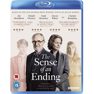 The Sense Of An Ending (UK-import) (BLU-RAY)