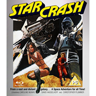 Starcrash (UK-import) (BLU-RAY)
