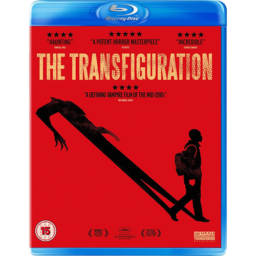 The Transfiguration (UK-import) (BLU-RAY)