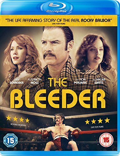 The Bleeder (UK-import) (BLU-RAY)