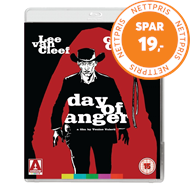 Day Of Anger (UK-import) (BLU-RAY)