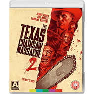 The Texas Chainsaw Massacre 2 (UK-import) (BLU-RAY)