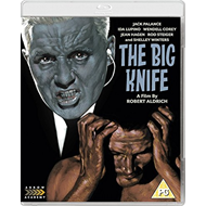 The Big Knife (UK-import) (BLU-RAY)