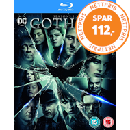 Produktbilde for Gotham - Sesong 1-3 (UK-import) (BLU-RAY)