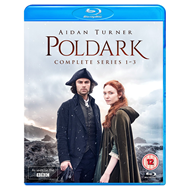 Poldark - Sesong 1-3 (UK-import) (BLU-RAY)