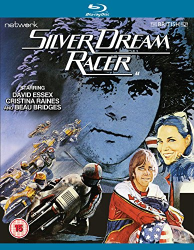 Silver Dream Racer (UK-import) (BLU-RAY)