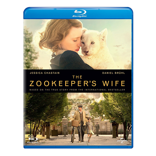 The Zookeeper's Wife (UK-import) (BLU-RAY)