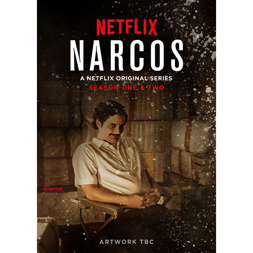 Narcos - Sesong 1-2 (UK-import) (BLU-RAY)
