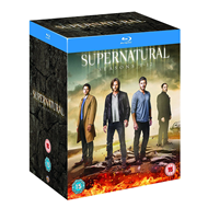 Supernatural - Sesong 1-12 (UK-import) (BLU-RAY)