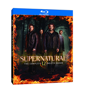 Supernatural - Sesong 12 (UK-import) (BLU-RAY)