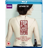 Top Of The Lake: China Girl - Sesong 2 (BLU-RAY)