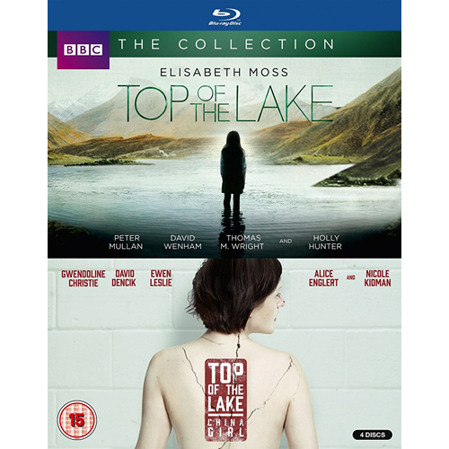 Top Of The Lake - Sesong 1-2 (BLU-RAY)