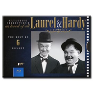 Laurel & Hardy Collection (BLU-RAY)