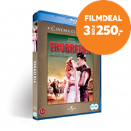 Produktbilde for The Conquerer (BLU-RAY)