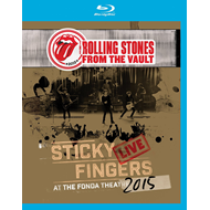 The Rolling Stones - From The Vault: Sticky Fingers Live At The Fonda Theatre 2015 (BLU-RAY)
