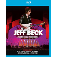 Produktbilde for Jeff Beck - Live At The Hollywood Bowl (BLU-RAY)