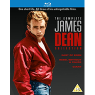 The Complete James Dean Collection (UK-import) (BLU-RAY)