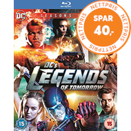 DC's Legends Of Tomorrow - Sesong 1-2 (UK-import) (BLU-RAY)