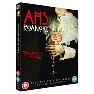 American Horror Story: Season 6 - Roanoke (UK-import) (BLU-RAY)