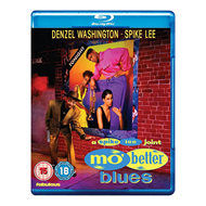 Mo' Better Blues (UK-import) (BLU-RAY)