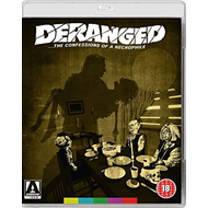 Produktbilde for Deranged...The Confessions Of A Necrophile (UK-import) (BLU-RAY)