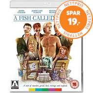 Produktbilde for A Fish Called Wanda (UK-import) (BLU-RAY)
