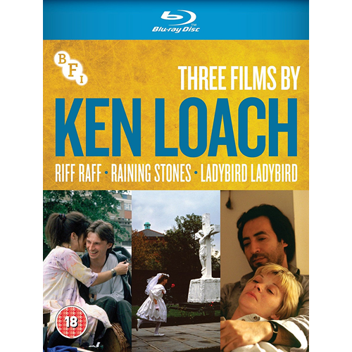 Ken Loach Collection (UK-import) (BLU-RAY)