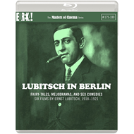 Lubitsch In Berlin - The Masters Of Cinema Series (UK-import) (BLU-RAY)