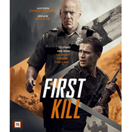 First Kill (BLU-RAY)