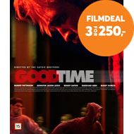 Produktbilde for Good Time (DK-import) (BLU-RAY)