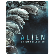 Alien 6-Film Collection - Steelbook (BLU-RAY)