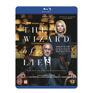 The Wizard Of Lies (BLU-RAY)