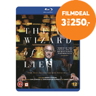 Produktbilde for The Wizard Of Lies (BLU-RAY)