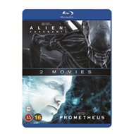 Produktbilde for Alien Covenant / Prometheus Boxset (BLU-RAY)