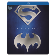 Batman & Superman Anthology Tin Box (BLU-RAY)