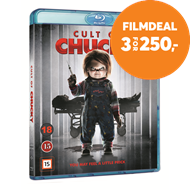 Produktbilde for Cult Of Chucky (BLU-RAY)