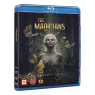 The Magicians - Sesong 2 (BLU-RAY)
