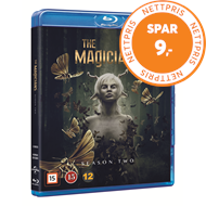 Produktbilde for The Magicians - Sesong 2 (BLU-RAY)