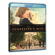The Zookeeper's Wife (BLU-RAY)