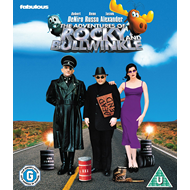 The Adventures Of Rocky And Bullwinkle (UK-import) (BLU-RAY)