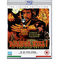 Django Kill...If You Live, Shoot! (UK-import) (BLU-RAY)